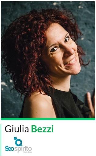Giulia Bezzi relatore ecommerceweek