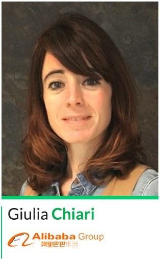 Giulia Chiari relatore ecommerceweek