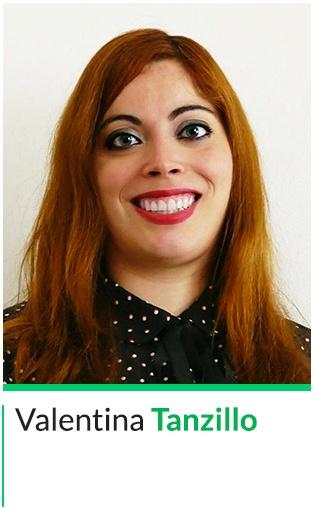 Valentina Tanzillo relatore ecommerceweek