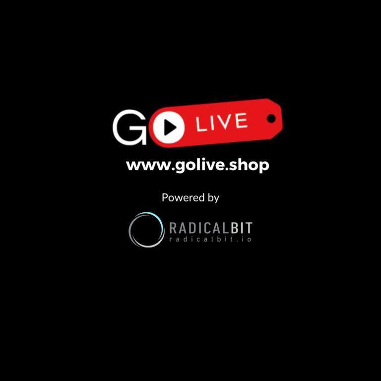 GOLIVE by Radicalbit partner EcommerceWeek