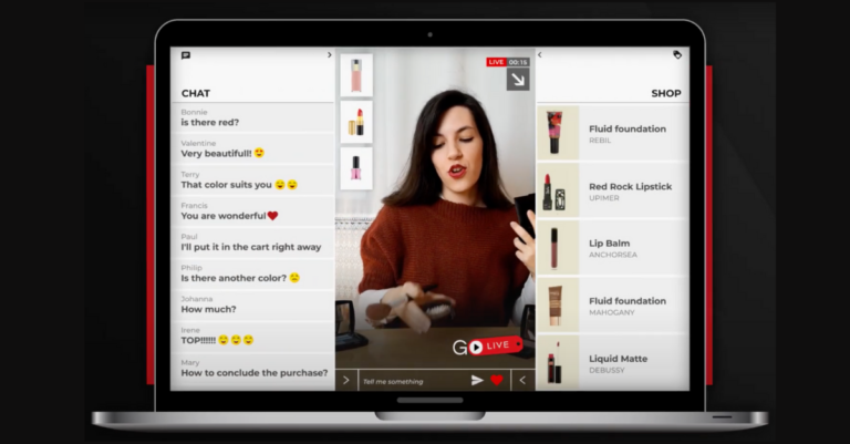 Advanced Stream Commerce: Live Shopping e A.I. per tracciare il Customer Behavior