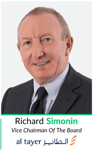 richard simonin comitato scientifico ecommerceweek
